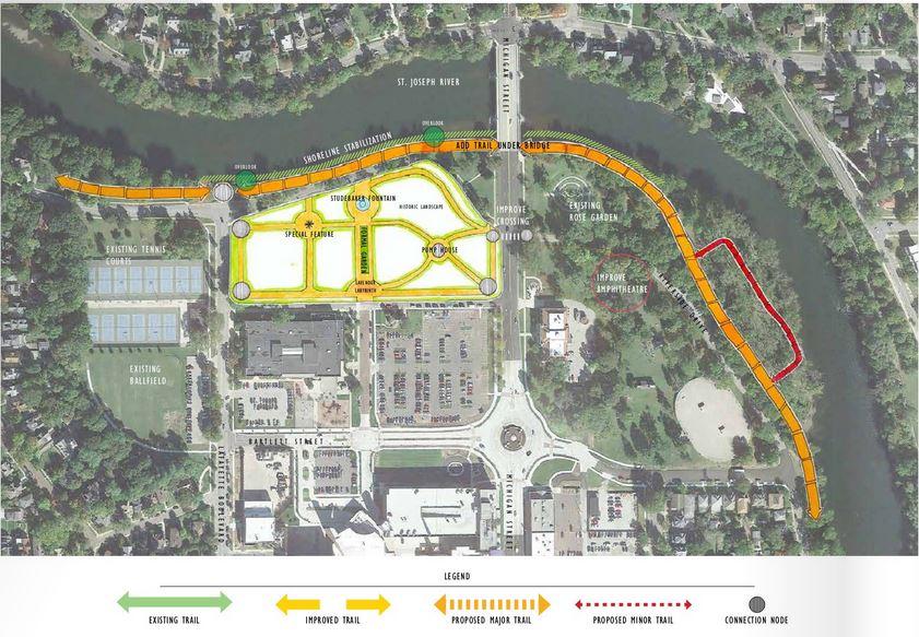 Leeper Park Plan