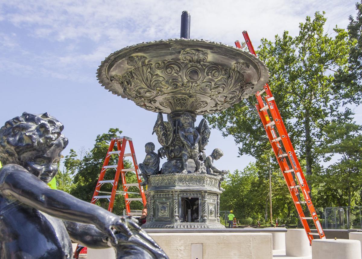 fountain restore 1