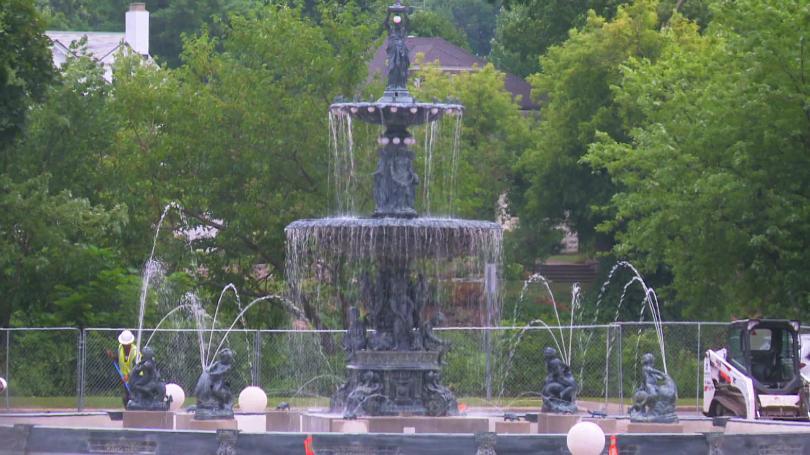 fountain restore 2