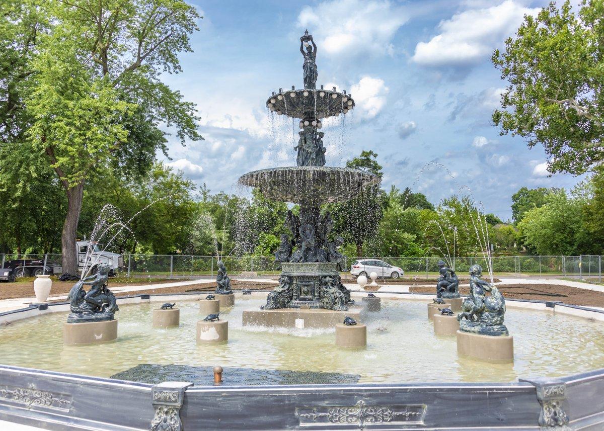 studebaker fountain 4